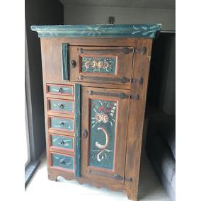 Muebles de segunda mano comedores en mercado libre m xico - Muebles de madera pintados a mano ...