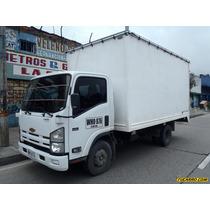 Camion Furgon Npr