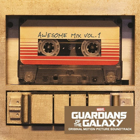Cd Soundtrack Guardians Of The Galaxy Awesome Mix Vol. 1 Nue