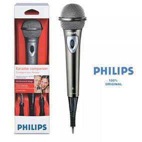 Microfono Philips Sbcmd150/00 600ohm Unidireccional Cable 3m