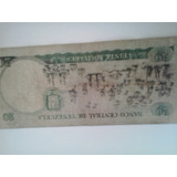 Billete De 20 De Coleccion