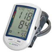 Tensiometro Digital Brazo Presion Arterial Aspen Automatico