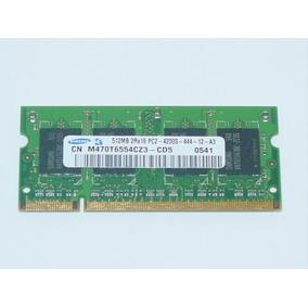 Memoria Ram Ddr2 512mb Samsung Laptop