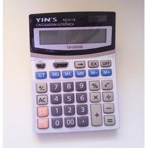 Calculadora Eletrônica Yin
