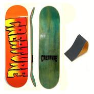 Shape Creature Powerlyte Stump Orange 8.37+lixa Emborrachada