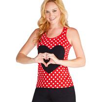 Conjunto Pijama Short Estampado Algodon N4536 Vicky Form
