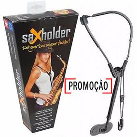 Saxholder Correia Sax Soprano , Alto, Tenor Barítono Jazzlab