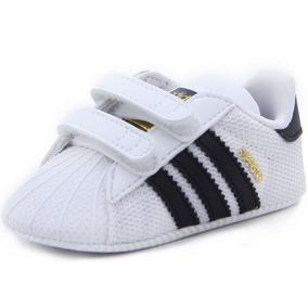 Baby Cuna adidas Originals Superstar Crib Blanco Y Negro Gym