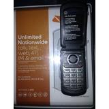 Nextel Handy Radio I412 Mini Celular Color Blue Nuevo 0km