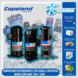 Compresores Refrigerantes Tipo Scroll Copeland 01 Hp