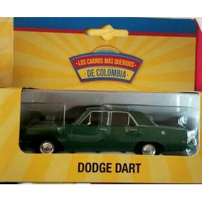 Carro A Escala 1:43 Dodge Dart Color Verde