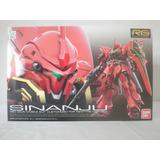 1/144 Rg Msn-06s Sinanju - Model Kit Gundam