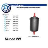 Filtro Nafta Original Volkswagen® Bora Gol Up! Suran Voyage