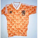 Camiseta De Holanda Eurocopa 1988