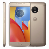 Celular Libre Motorola Moto E4 Plus 16gb Gold Lector Huella