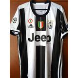 Camiseta De La Juventus - Temporada 2016 - 2017