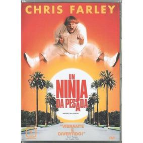 Dvd Um Ninja Da Pesada Chris Farley Chris Rock Lacrado