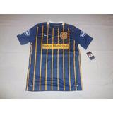 Camiseta De Juego De Rosario Central L Y Xl