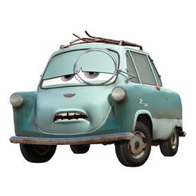 Cars Disney Professor Z Sin Blister Jugueteria Bunny Toys