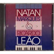 Natan Marques & Ricardo Leão - Comboio - Cd Novo