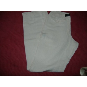 Pantalon Lino Tiro Alto. Wupper Talle S
