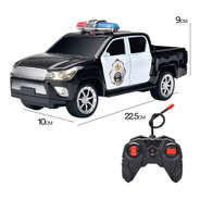 Camioneta Radio Control Policia Envio Full  (22035)