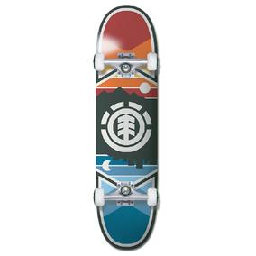 Tabla De Skate Completo Element Dusk 7.7