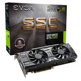 Tarjeta De Vídeo Evga Nvidia Gtx 1060 3gb Ddr5 Ssc