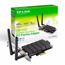 Placa De Red Wifi Pci-e Tp Link Archer T6e Ac1300 Dual Band