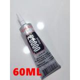 Cola Plastico / Vidro / Acrilico / Borracha E6000 60 Ml
