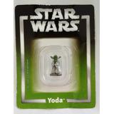 Star Wars Die Cast Metal ( Pintada A Mano ) Maestro Yoda