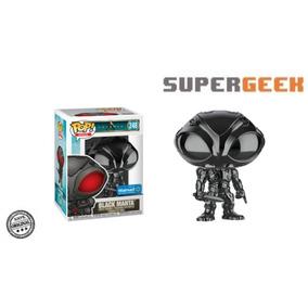 Funko Pop Aquaman Black Manta Walmart Con Protector (1)