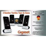 Mini Central Telefonica Táctil X4 - Graba Llamadas