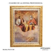 Cuadro Divina Providencia 90x70 Cm T321