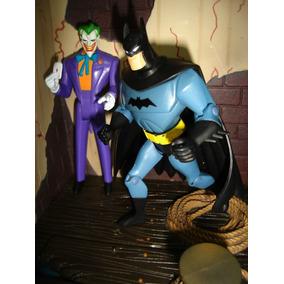 Joker Coringa Batman Animated Liga Da Justiça Unlimited Jlu