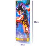 Dragon Ball Super Poster Largo Goku Doctrina Egoista Ultra