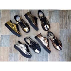 Zapatos Bolicheros Tipo Rihanna Calzado Colombiano