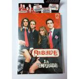 Rebelde: Primera Temporada (dvd) (rbd) (sellado De Fábrica)