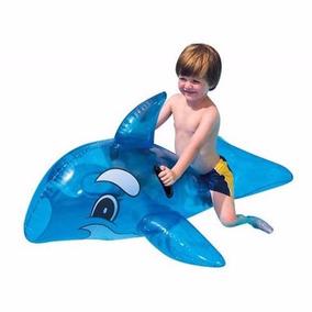 Bestway Ballena Orca Gigante Azul Inflable Flotador