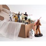 Set De 8 Muñecos De Star Wars 10cm