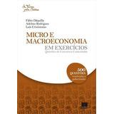 Micro E Macroeconomia Em Exercicios