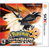 Pokemon Ultra Sun Nintendo 3ds Xuruguay