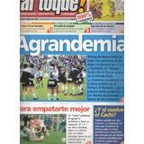 Revista Al Toque! Racing Cordoba Gimnasia La Plata