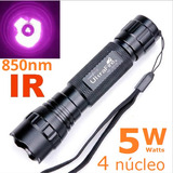 Lanterna Ir Visao Noturna 850nm Spynet Spygear Eyeclop