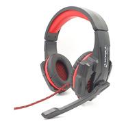 Audifono Gamer C/mic Ps4 Ps3 Pc Usb Backlight V5.1 Njoytech