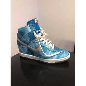 Zapatillas Botitas Nike Mujer