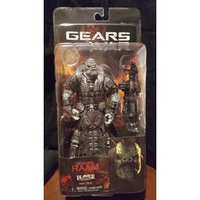 Neca Gears Of War General Raam Action Figure