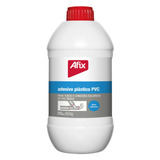 Kit 3 Adesivo Plastico Pvc 850g Afix Cola Cano