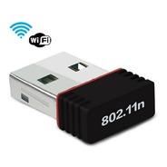 Adaptador Mini Usb Nano Red Inalámbrica Wifi 150mbps 802.11n