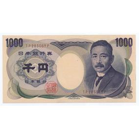 Japão. 1.000 Yen 1993 - P.100b - Fe (lote1)